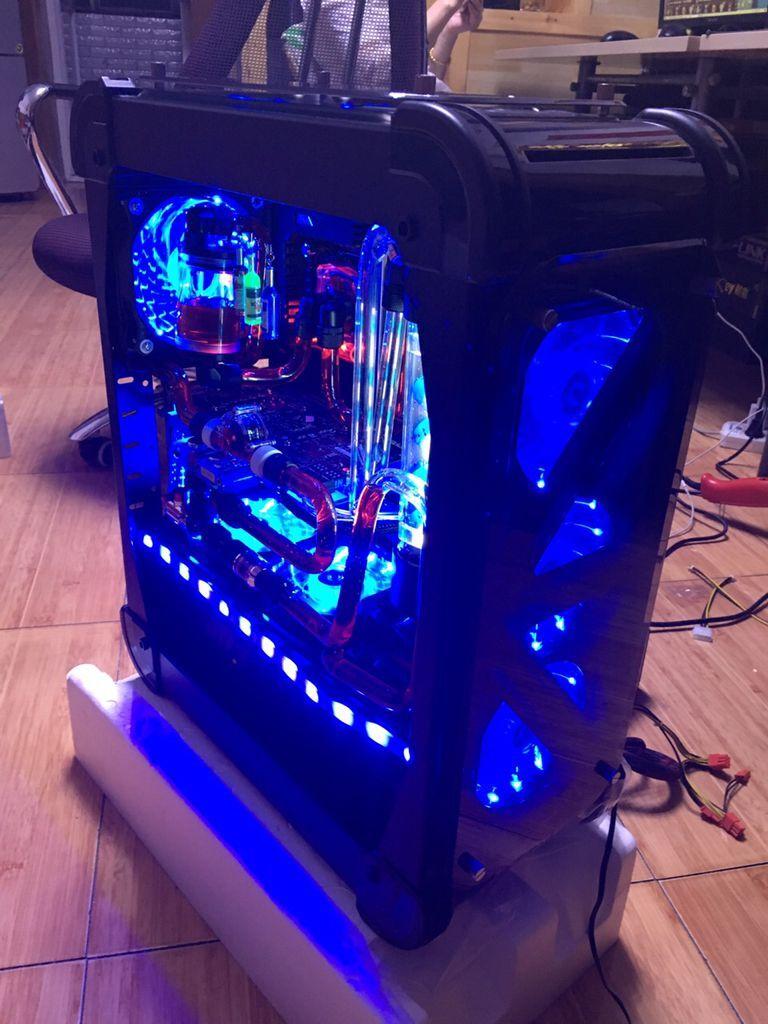 三星电脑主机接线
