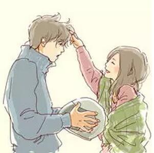 仙人掌和人拥抱的图片怎么解释