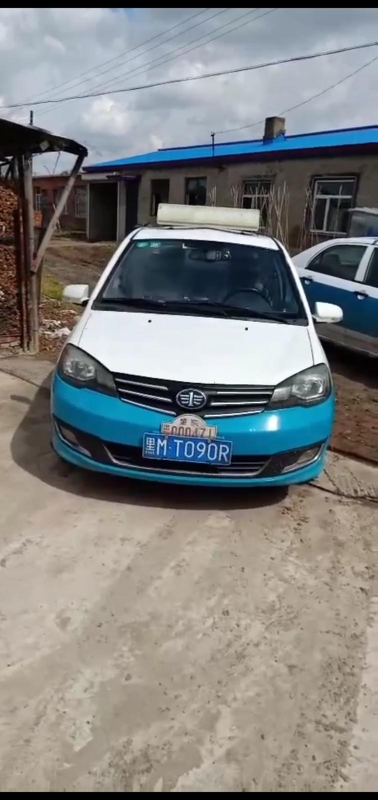 卖出租车运兴公司
